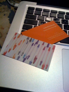 Busy-busi-bizy-ness cards
