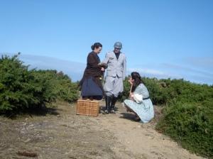 A quaint picnic