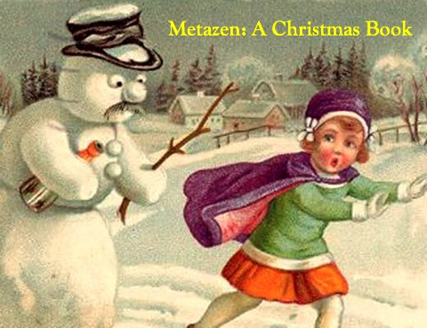 Metazen Christmas Book