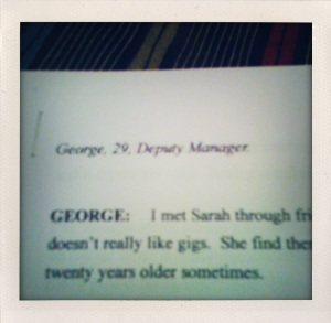 Hallo George